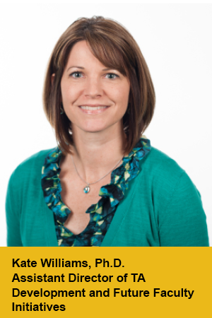 Kate Williams Assistant Director