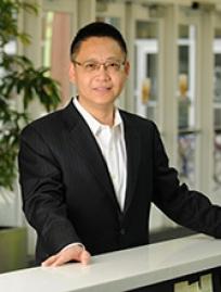 Headshot of D. J. Wu