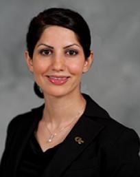 Headshot of Pardis Pishdad-Bozorgi