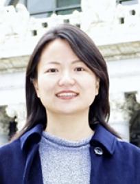 Headshot of Ying Zhang